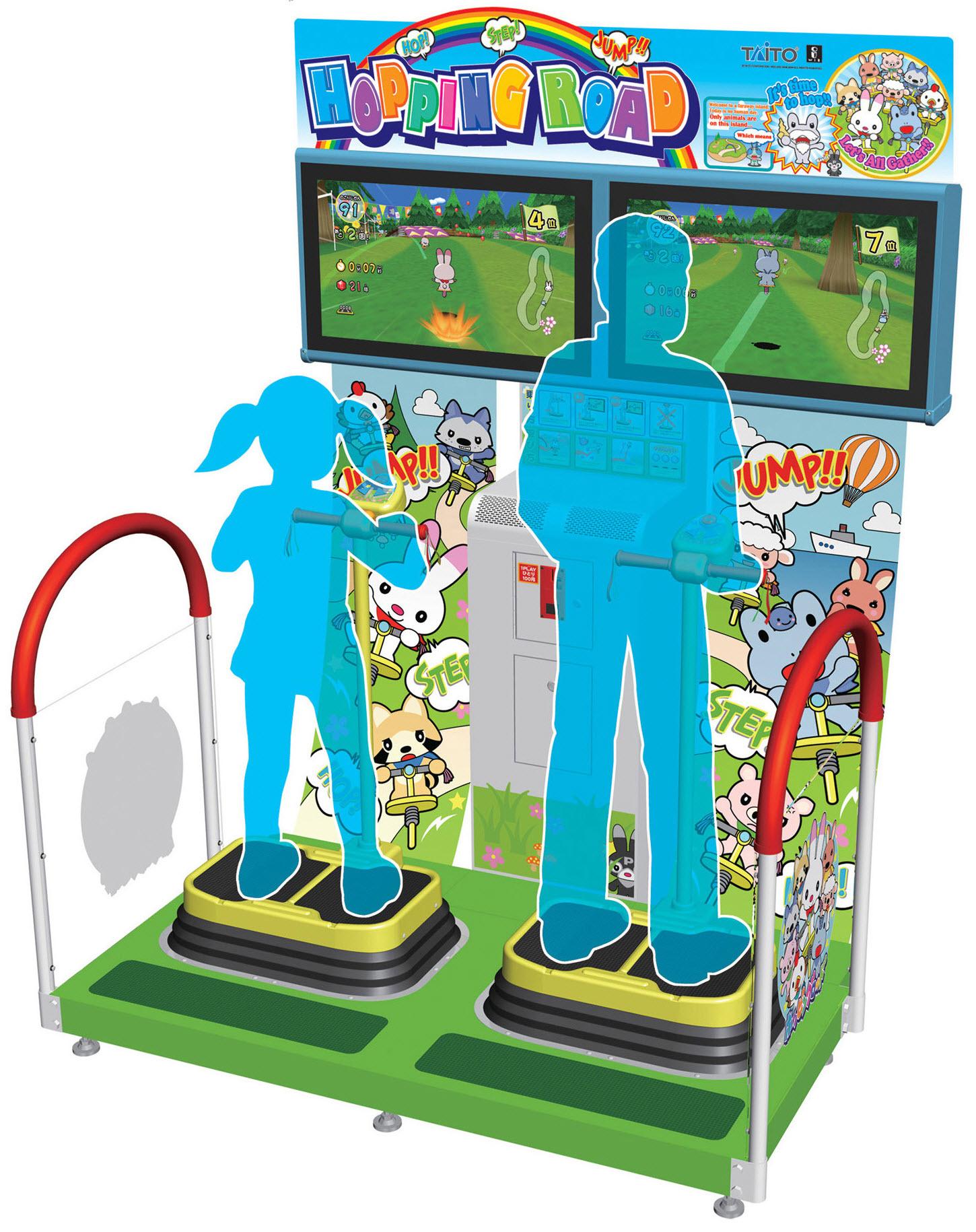 Детские игровые автоматы Производство, аренда и