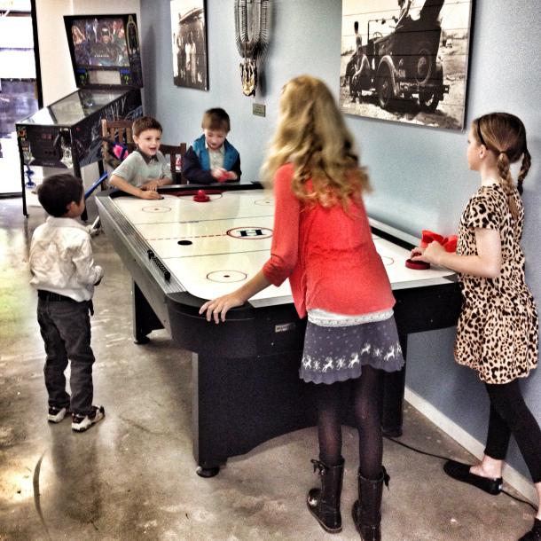 Детский аэрохоккей купить в Украине