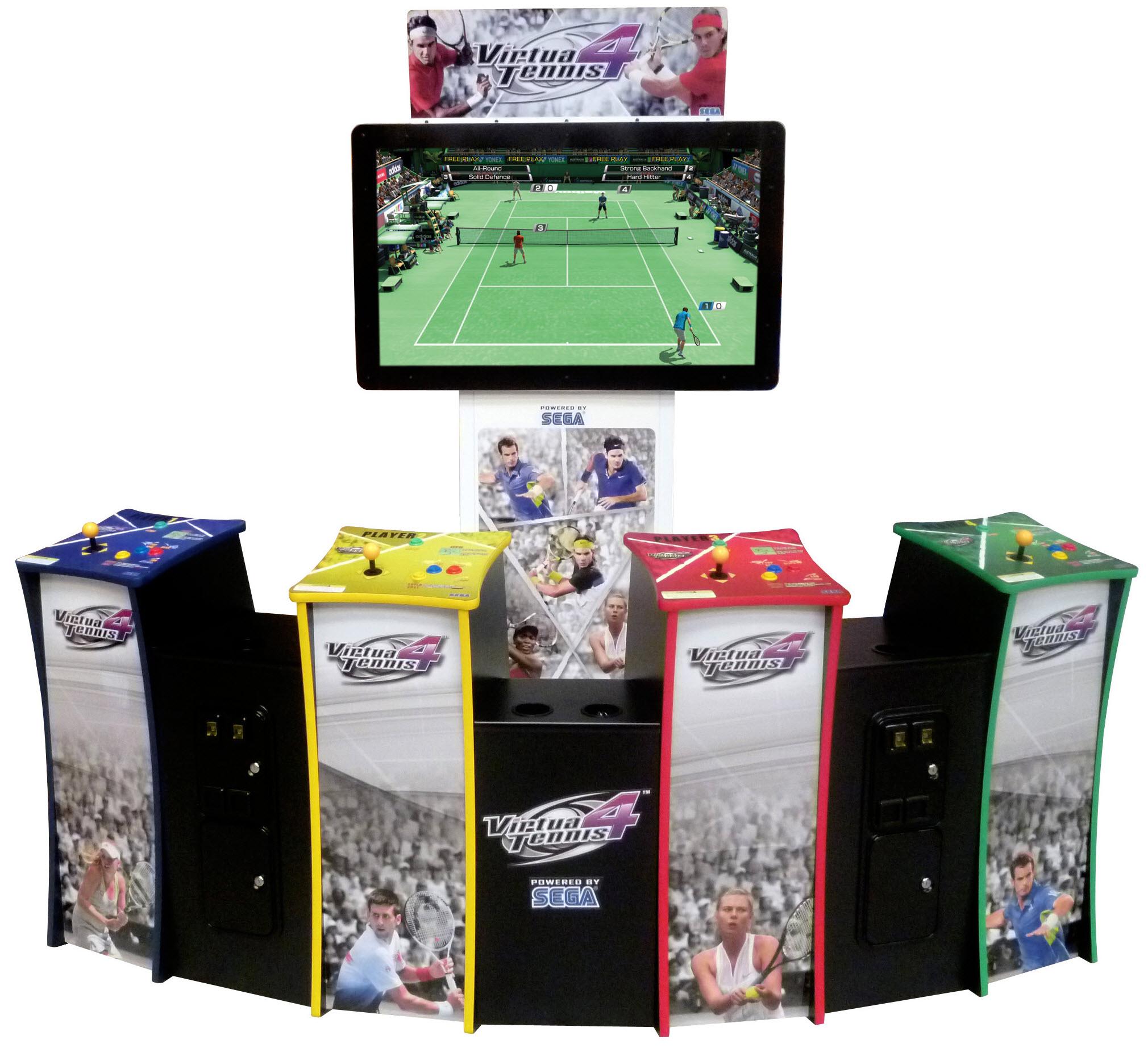 Ігрові автомати для розважальних центрів