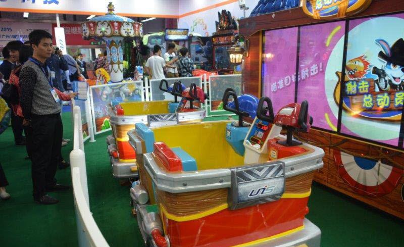 Лазерні гри - новинки обладнання гра Fun House