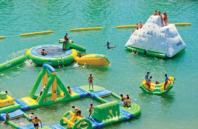 Літні атракціони