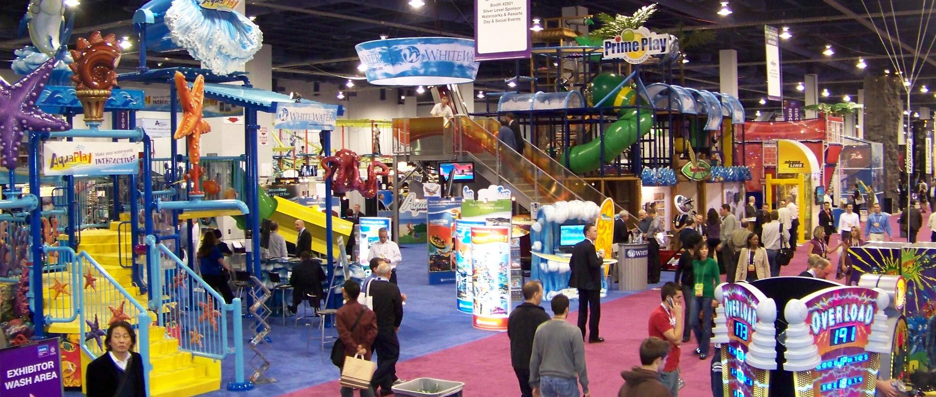 Международная Ассоциация развлекательных парков и аттракционов (IAAPA)
