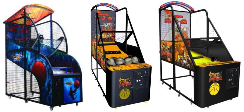 Обзор игрового автомата БАСКЕТБОЛ