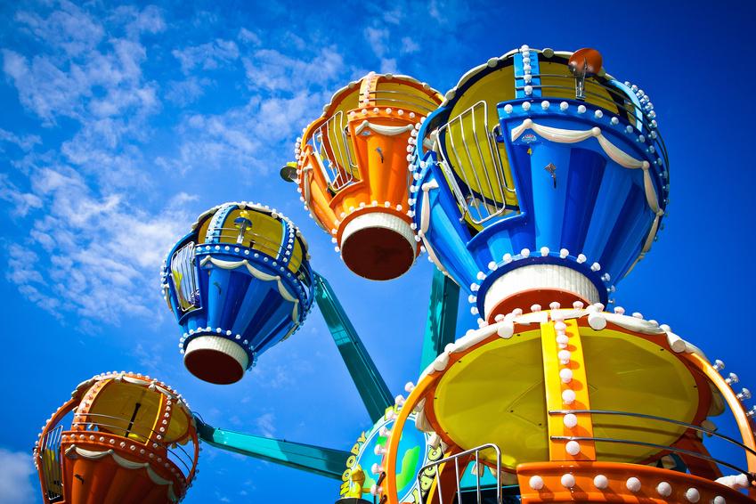 Парки атракціонів у Києві