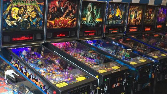 Пинбол – обзор правила игры и обзор автоматов для пинбола