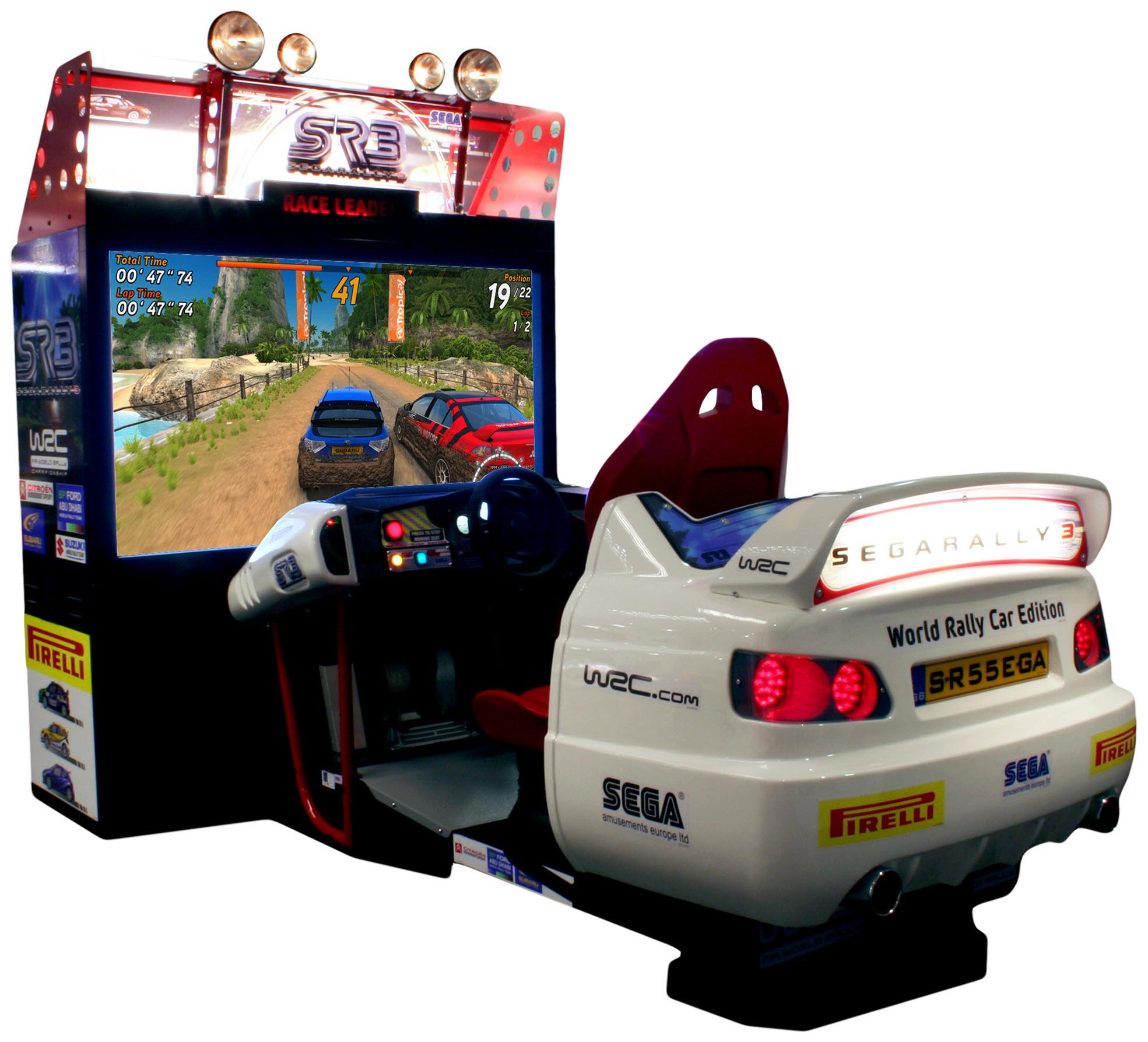 симулятор гонок