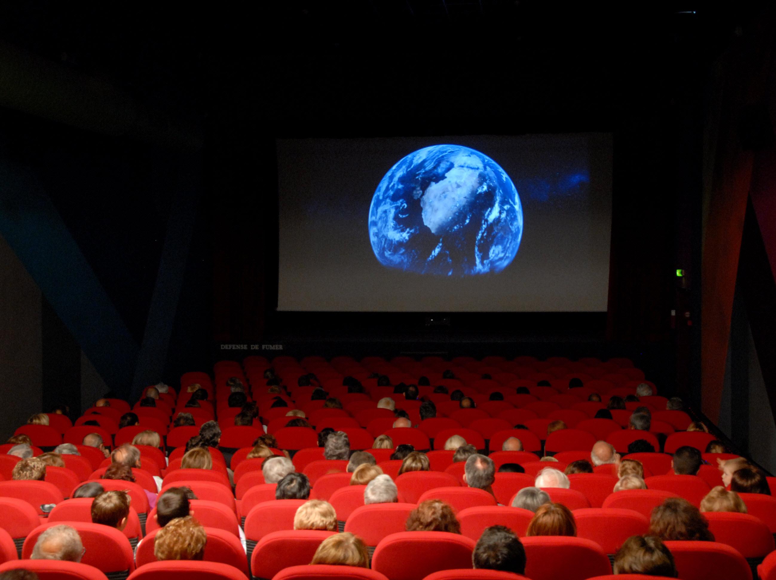 Система контролю відвідувачів у кінотеатрах