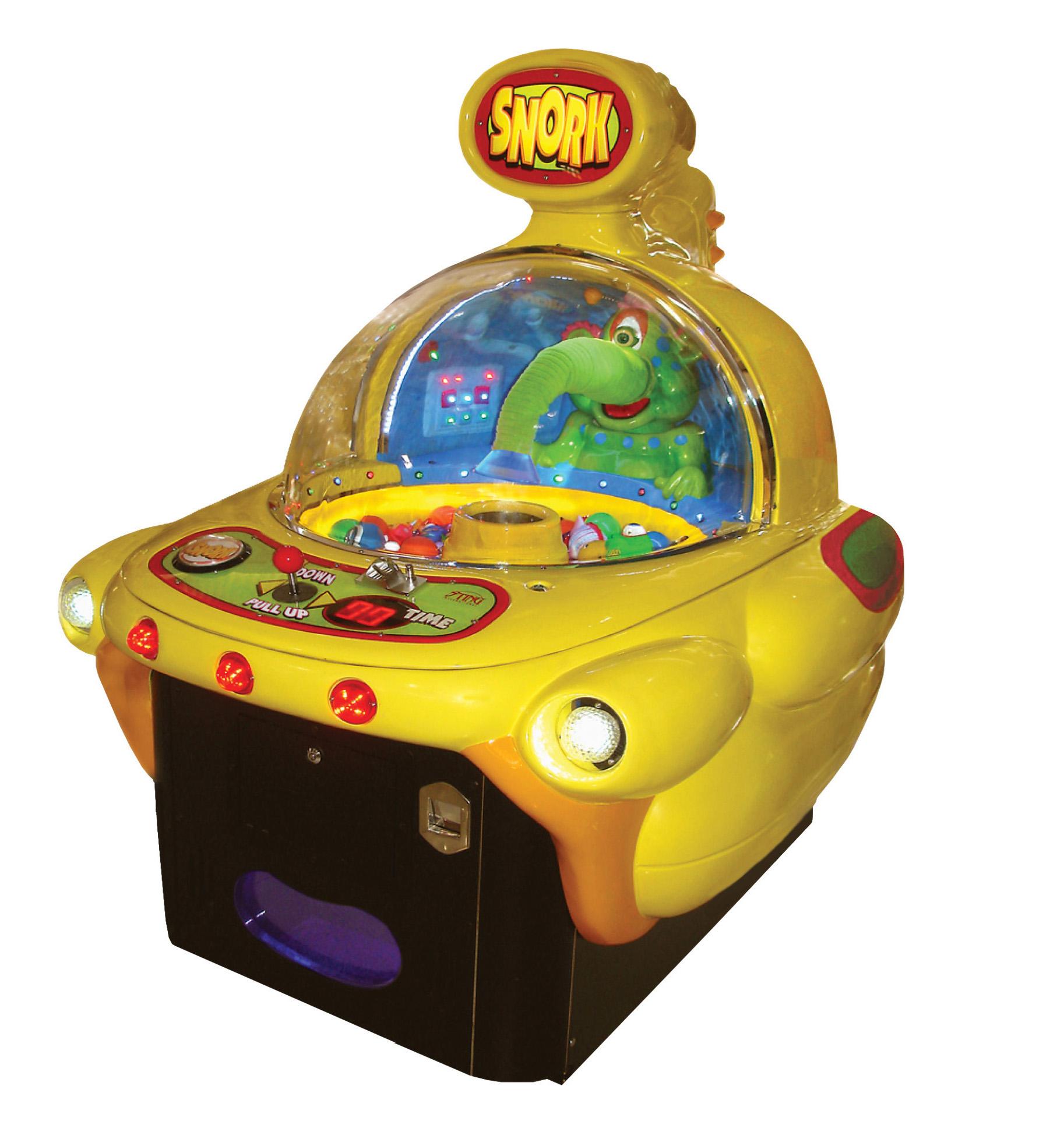 Дитячі розважальні автомати
