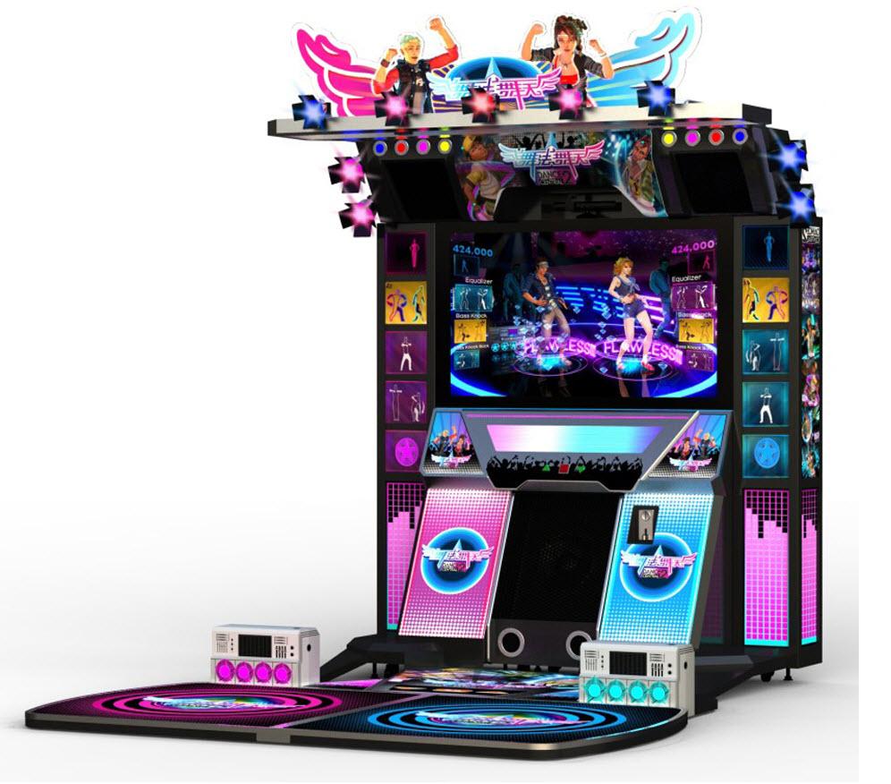 Танцевальные игровые автоматы движения mybb group intitle онлайн флэш игровые автоматы бесплатно