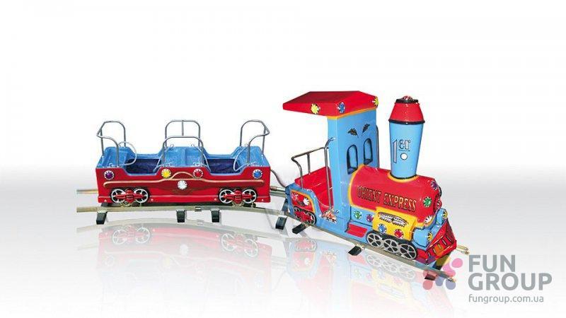 Купити Дитячий паровозик Orient Express - ціна d030a833ab0ae
