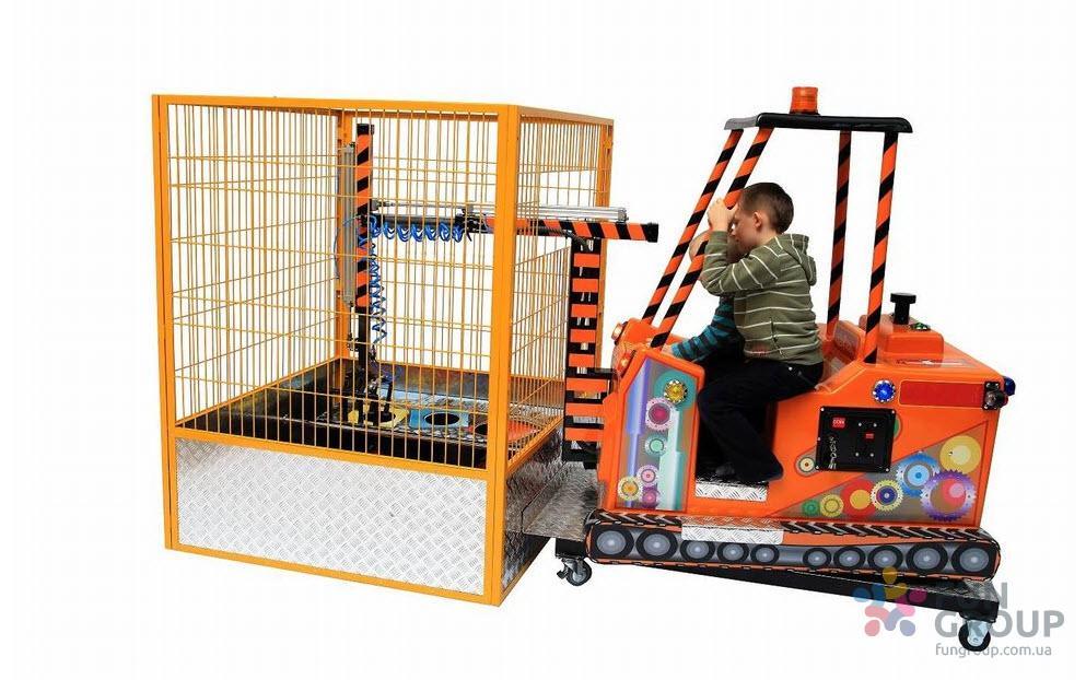 детские автоматы оборудование игровые